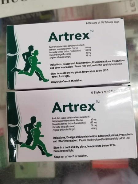 Thuốc Artrex giá bao nhiêu