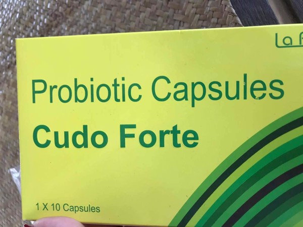 Thuốc Cudo Forte có tốt không