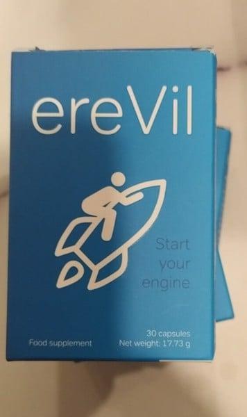 Thuốc EreVil là thuốc gì Giá bao nhiêu Mua ở đâu