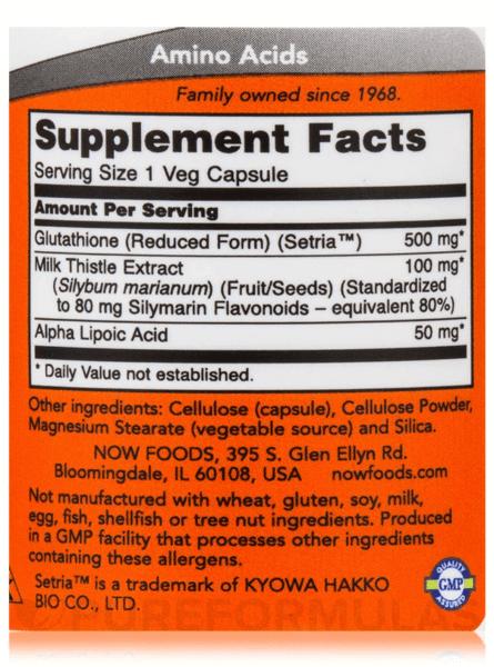 Thuốc Glutathione Now là thuốc gì
