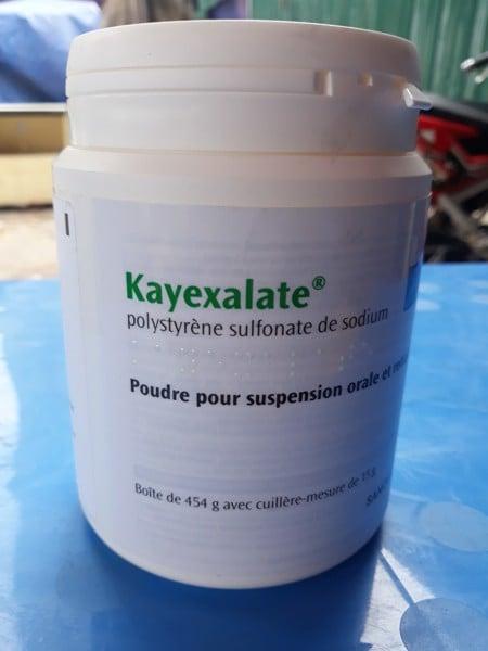 Thuốc Kayexalate mua ở đâu Hà Nội, Hồ Chí Minh