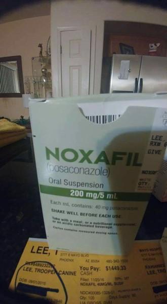 mua thuốc noxafil ở đâu