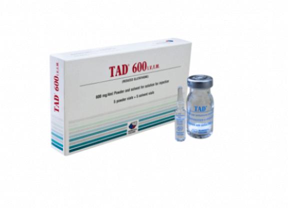 Thuốc TAD 600 giá bao nhiêu Có tốt không Mua bán ở đâu chính hãng