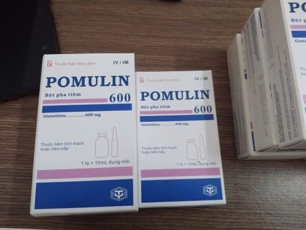 thuốc tiêm Pomulin 600mg hồ chí minh