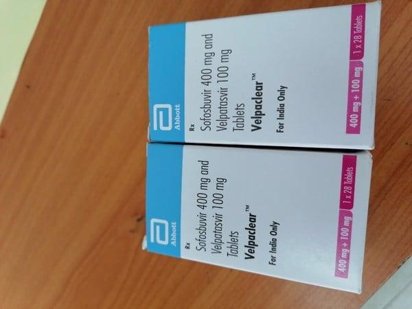 Thuốc Velpaclear HCV