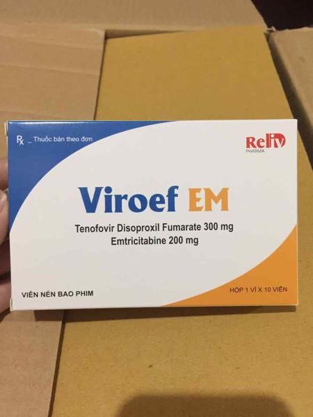 thuốc viroef em