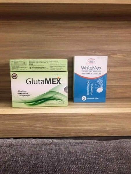 Viên sủi trắng da WhiteMex giá bao nhiêu rẻ nhất