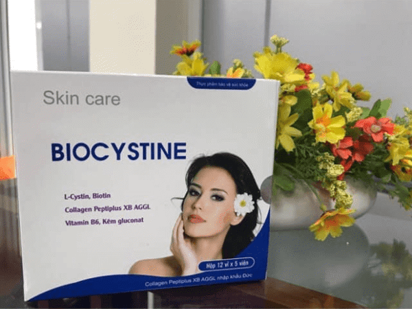 Viên uống L-Cystine