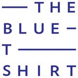 THE BLUE TSHIRT