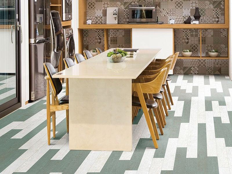 Ứng dụng sàn Vinyl LG Hausys cho nhà ở