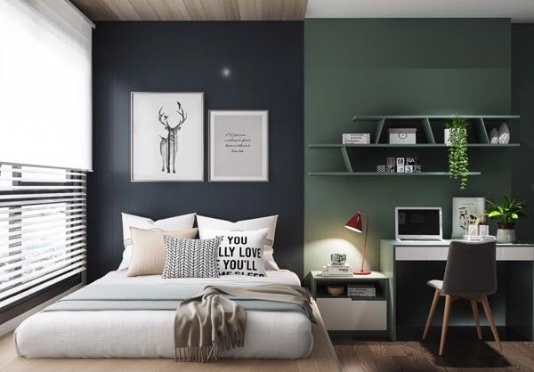 Decor phòng ngủ nam