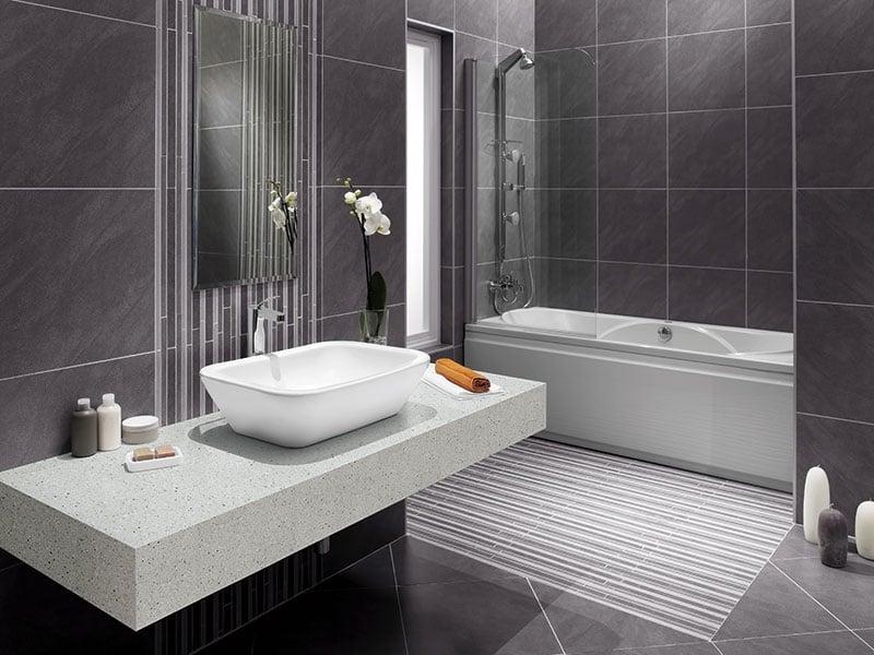 Sản phẩm phòng tắm từ đá nhân tạo