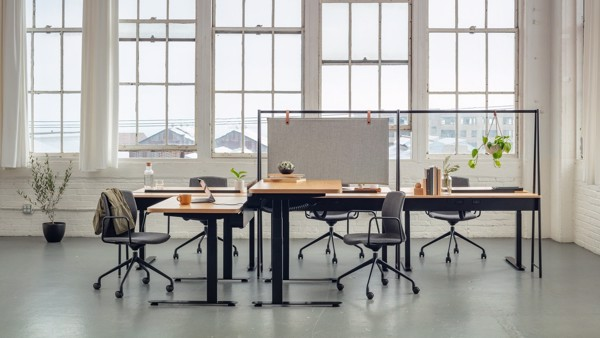 không gian văn phòng sáng tạo