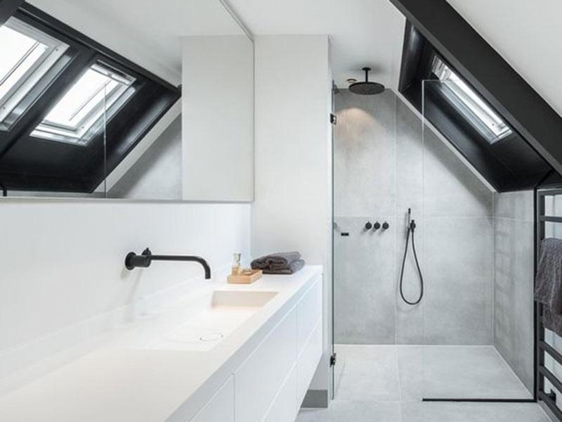 Lavabo nhà bạn trở nên đẹp hơn với đá nhân tạo HI-MACS LG Hausys