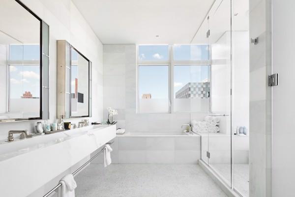 mẫu ốp tường nhà tắm