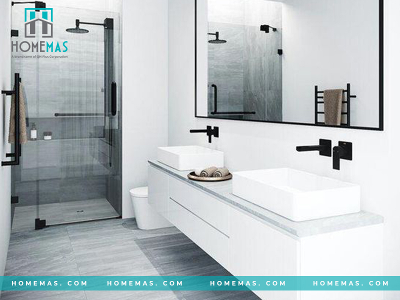 Sàn nhựa nhà tắm hàn quốc cao cấp chống nước hiệu quả