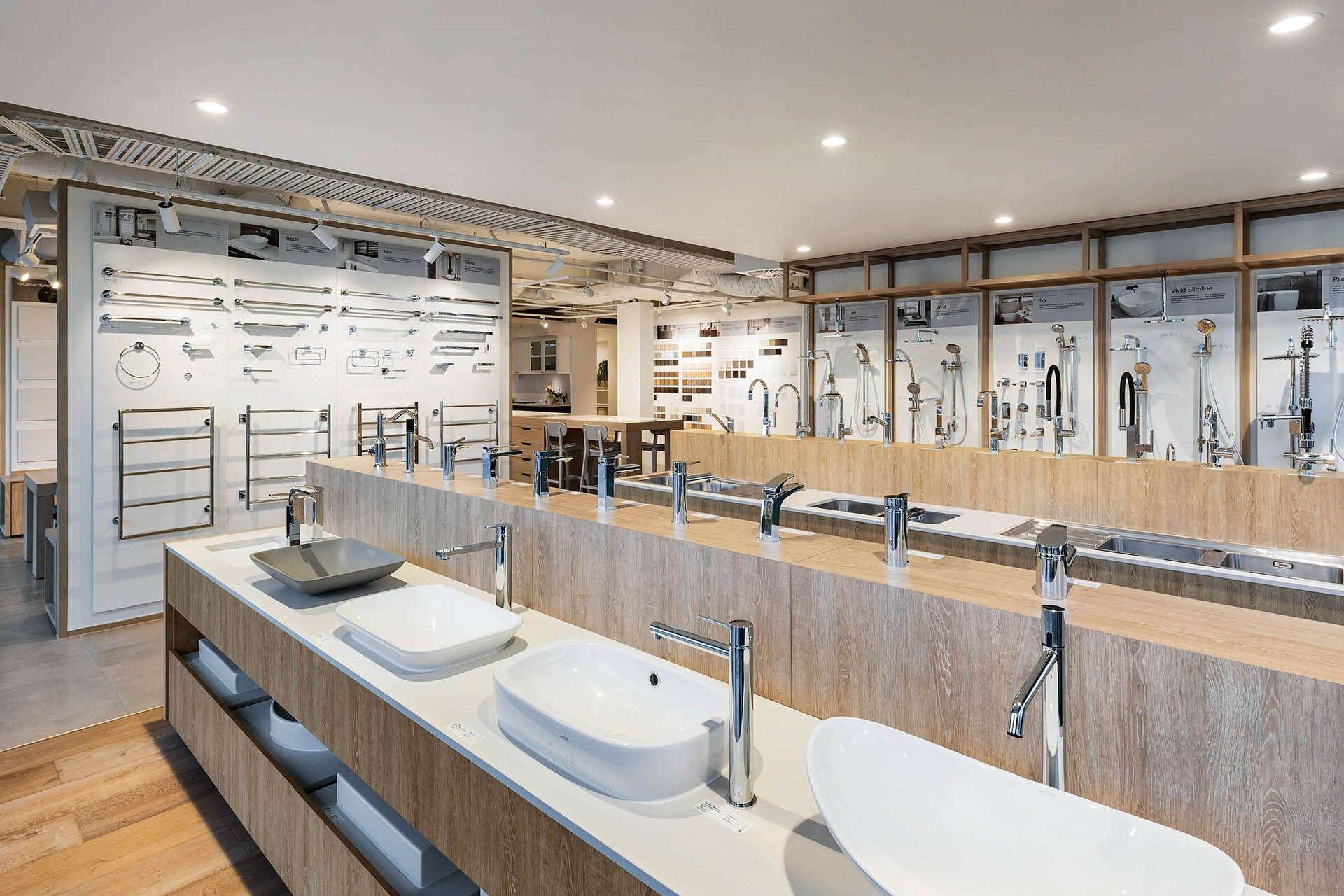 Thiết kế nội thất showroom đẹp theo xu hướng mới nhất