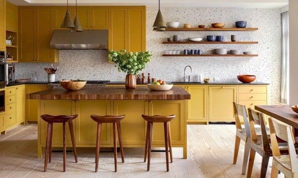 các tông màu trong thiết kế nội thất