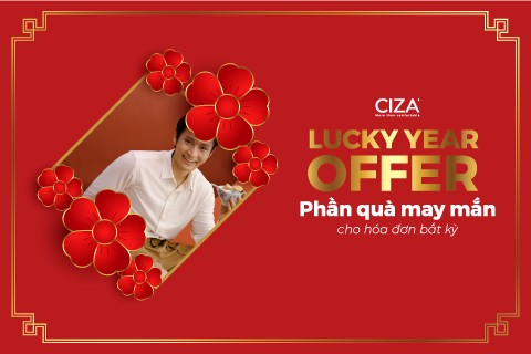 LUCKY YEAR OFFER