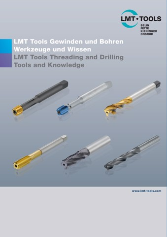 LMT Tools Threading and Drilling Cataloge