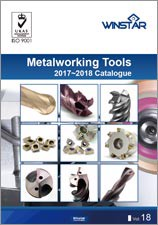 WINSTAR Metalworking Tools 2017-2018 Cataloge