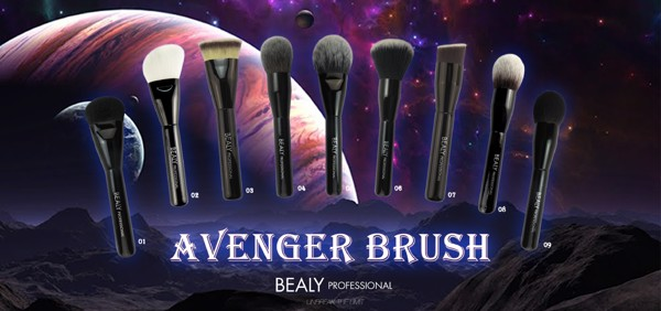 CO XEP LOP BEALY AVENGER BRUSH NO.02