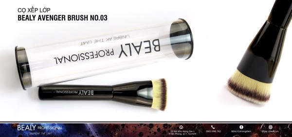 CO XEP LOP BEALY AVENGER BRUSH NO.03