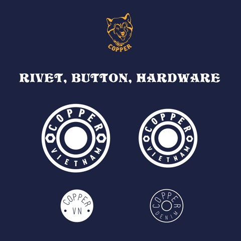 --- The New Hardware - Kurabo Denim, Nhật Bản ---