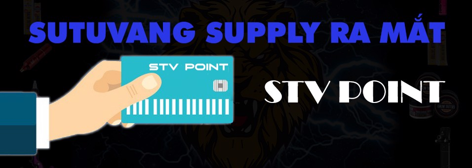 Sutuvang Supply ra mắt STV Point