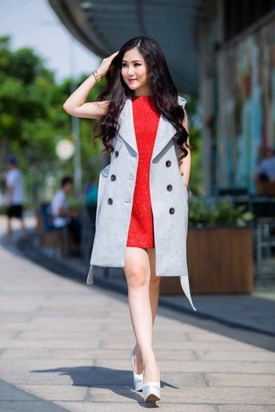 áo dài ghile