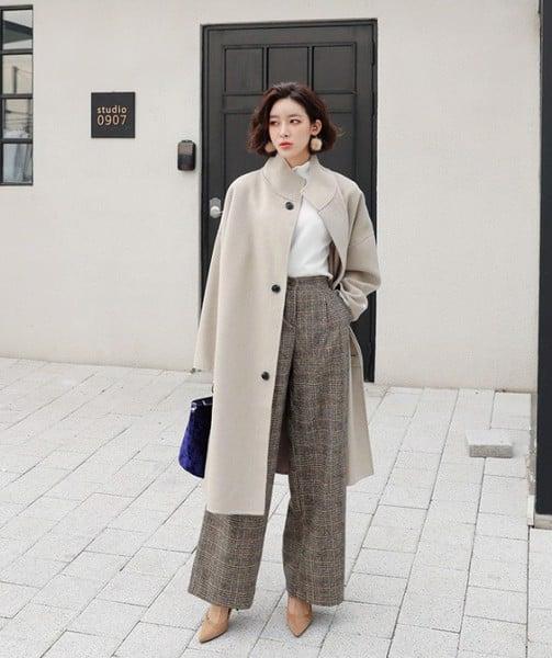 áo khoác dành cho cô nàng nấm lùn