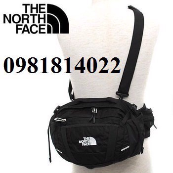 balo đeo chéo một quai the north face