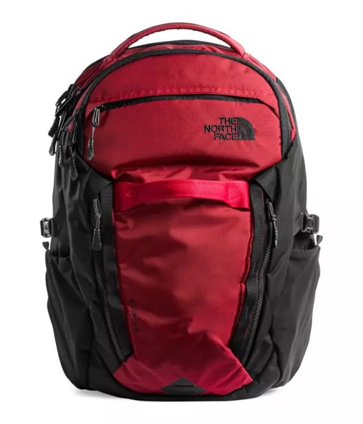 balo north face surge đỏ