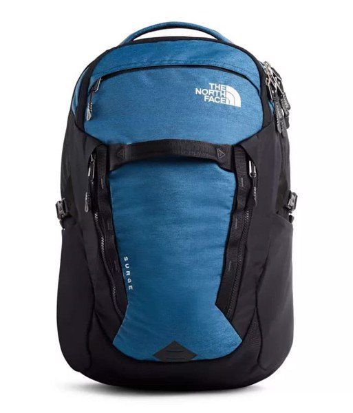 balo north face surge xanh