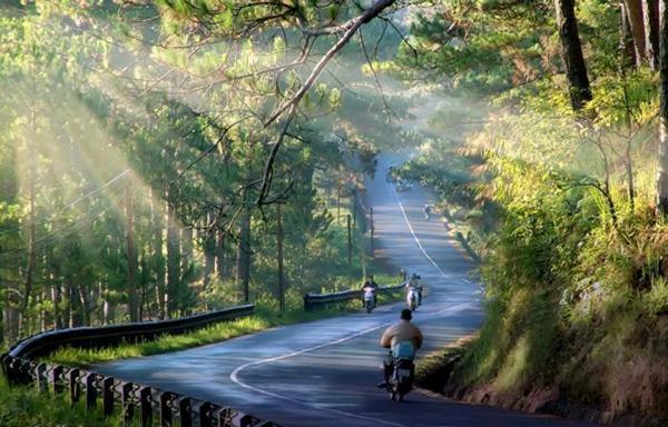 phượt xe máy đi Đà Lạt