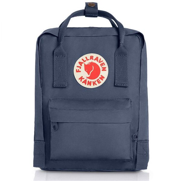 Balo fjallraven kanken mini màu tím than