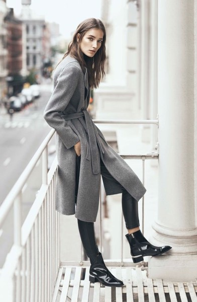 Lựa chọn áo khoác dành cho người thấp cực chuẩn