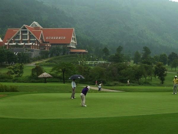 Tam Đảo Golf and Resort
