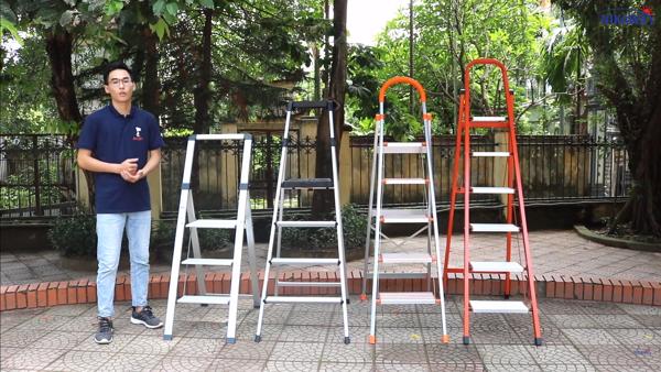 Những mẫu thang hút khách tại Nikawa