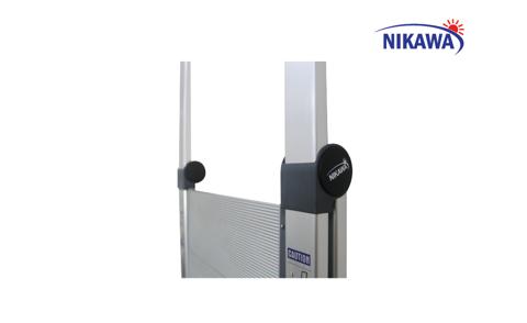 thang nhôm ghế siêu mỏng Nikawa NK-4SL