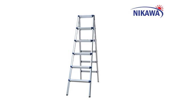 Thang nhôm chữ A Nikawa NKD-06 New