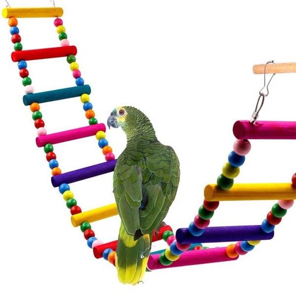 Sgreen vietnam manufacturer bird toy bird accessories parrot toy