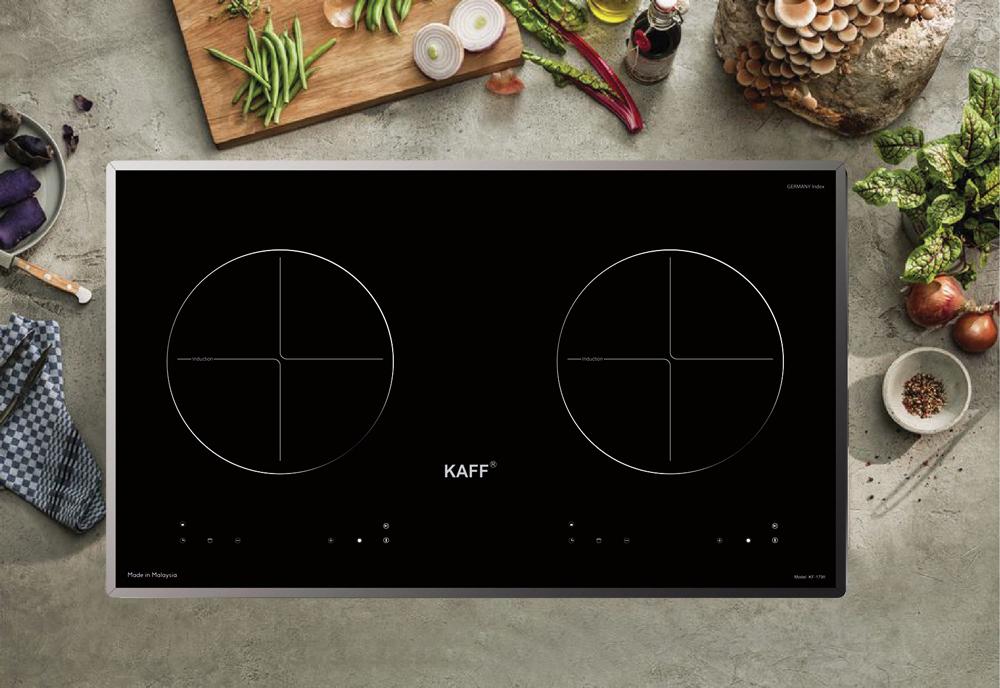 Bếp từ đôi Kaff KF-179II