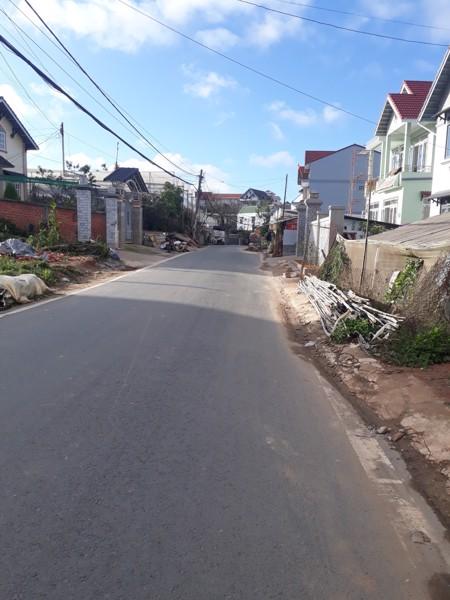 Bán Đất đường Trương Văn Hoàn, Phường 9, Đà Lạt 670mv Đ3787