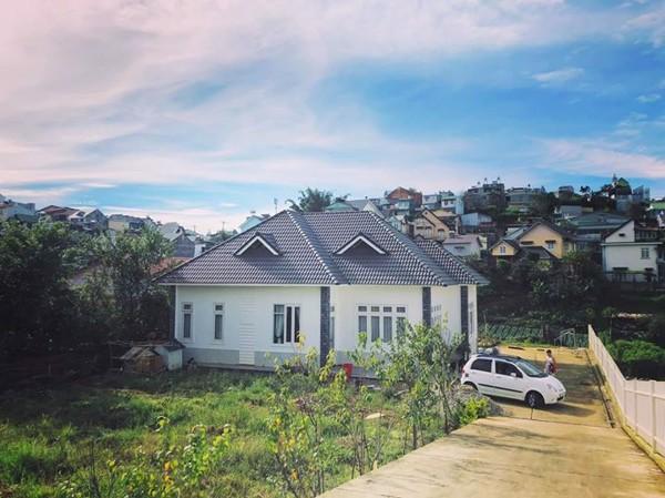 Bán Biệt thự sân vườn đường Tô Vĩnh Diện, Phường 6, Đà Lạt 787,69m B2975