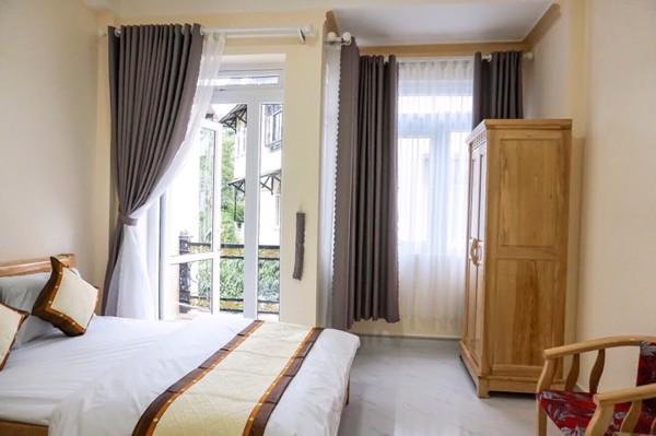 Bán Khách sạn đường Hoàng Văn Thụ, Phường 4, Đà Lạt 72mv K3735