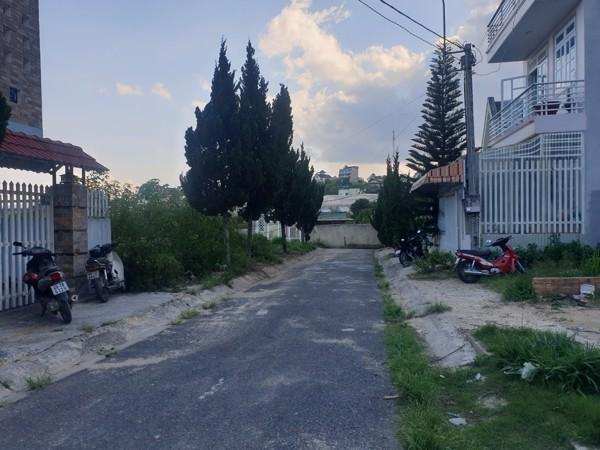 Bán Đất đường KQH Thái Lâm, Phường 4, Đà Lạt 105,58mv Đ3805