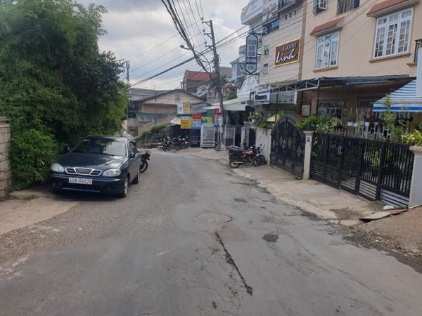 Bán Đất đường An Dương Vương, Phường 2, Đà Lạt 200mv Đ4076