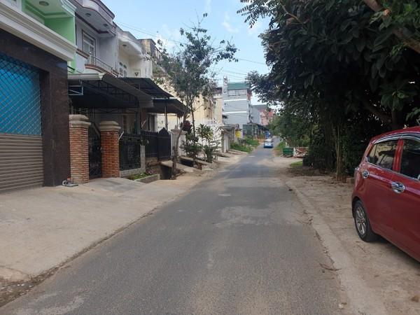 Bán Đất đường KQH Ngô Quyền, Phường 6, Đà Lạt 124,6mv Đ3736