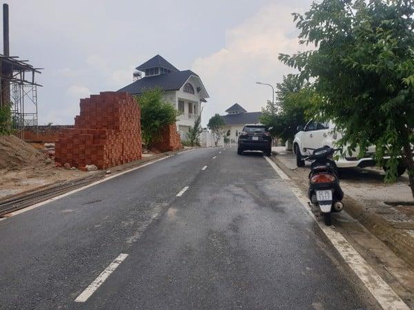 Bán Đất đường An Sơn, Phường 4, Đà Lạt 268,78mv Đ3826